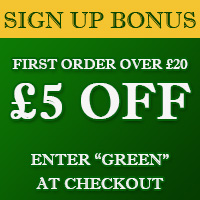 Sign Up Bonus - First Order Over £20