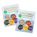 Personalised Golf Ball Markers (5 pack)