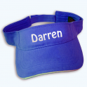 Personalised or Plain Standard Visor