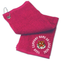 Personalised Terry Golf Towels