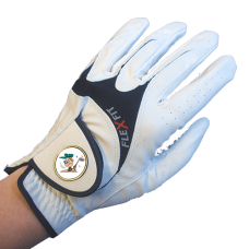 Glove with Novelty Marker